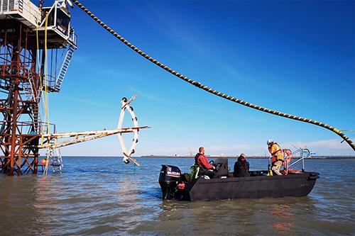 Werkboot verhuur