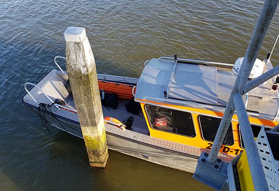 huren werkboot