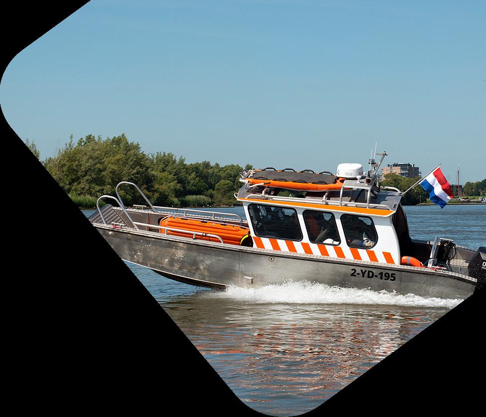 Safetyboat reddingsboot